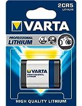 Varta 2 CR5 1 3V Professional Lithium Battery