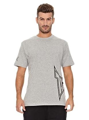 Tapout Camiseta Crew (Gris)