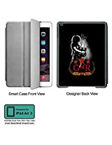 Universal Music Officially Licensed Guns n Roses -Chinese Democracy Tablet Designer GRAY SMART CASE for APPLE IPAD AIR2