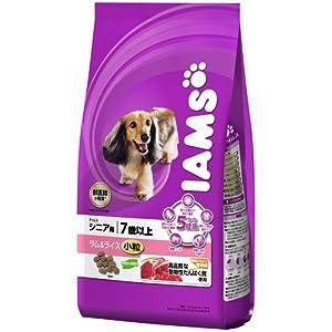 アイムス 7歳以上用(シニア) ラム&ライス小粒 6.5kg 犬用