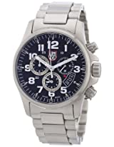 Luminox Men's 1842 Stainless-Steel Analog Bezel Watch