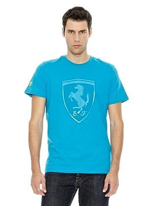 Puma Camiseta Ferrari Shield (Azul)