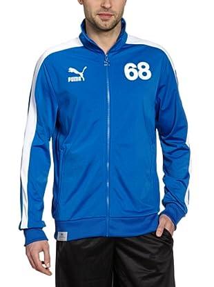 Puma Trainingsjacke Football Archives T7 (team power blue-white-figc)