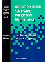 Object-Oriented Software: Design and Maintenance (Series on Software Engineering & Knowledge Engineering)