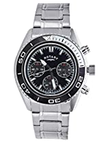 Rotary Silver Chronograph Men Watch GB0010804