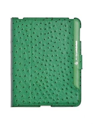 Piquadro Custodia iPad (Verde)