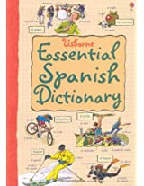 Essential Spanish Dictionary (Usborne Essential Languages)
