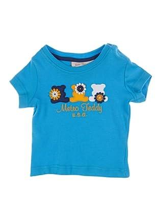 Metrokids Camiseta Niña Chifeng (Azul)