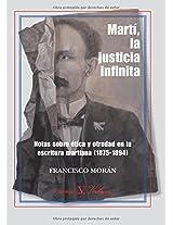 Martí, la justicia infinita.