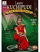 Learn Kuchipudi Slokas and Jatis - 2