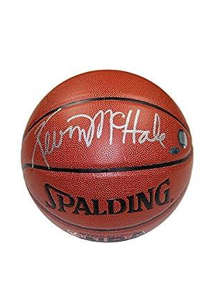 Steiner Sports Memorabilia NBA Boston Celtics Kevin McHale Signed I/O Basketball