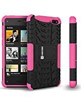 Cush Cases Amazon Fire Phone Heavy Duty Rugged Case / Cover Pink