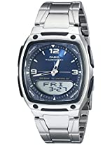 Casio Men''s AW81D-2AV Ana-Digi Watch