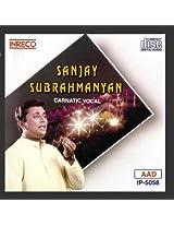 Carnatic Vocal-Sanjay Subrahmanyan