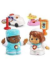 V Tech Go! Go! Smart Friends Emergency Friends 2 Pack