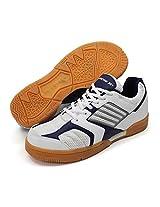 Vector X Badminton Warrior Kids junior Shoes Size 12