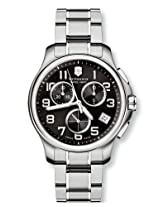 Swiss Army Victorinox Officers Chrono Mens Watch 241453