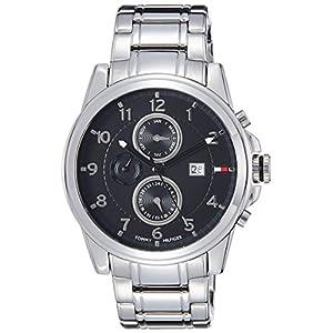 Tommy Hilfiger NTH1710296J Men's Watch-Silver