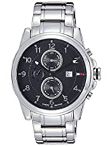 Tommy Hilfiger NTH1710296J Men's Watch-Silver