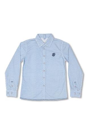 CKS Kids BOYS Camisa Levy (Azul)