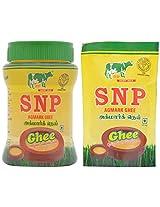 SNP Agmark Ghee, 250 ml (Combo of 2)