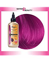 Bigen Simi-Permanent Hair Color, Intensive Violet Red, 3 Ounce