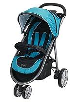 Graco Aire3 Click Connect Stroller, Poseidon
