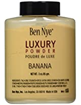 Ben Nye Banana Luxury Face Powder 3.0 oz Makeup Kim Kardashian NEW!!!