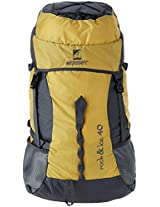 Wildcraft Rock & Ice Hiking Backpacks-Yellow