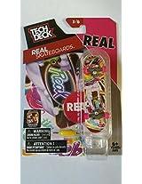 2015 Tech Deck Fingerboard - Real Skateboard Series 3/6 - REAL