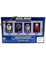 Disney Parks Star Wars The Force Awakens Astromech Droids Factory Figure Set New