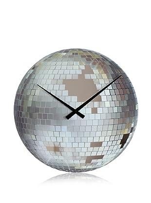 NeXtime Disco Fever Wall Clock