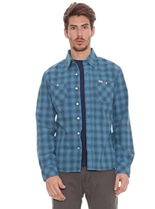Timeout Camisa (Azul)