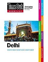 Time Out Shortlist Delhi 1st edition