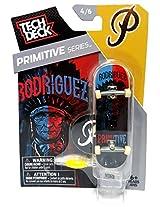 Tech Deck Primitive Series 4/6 Paul Rodriguez Indian Design Finger Board