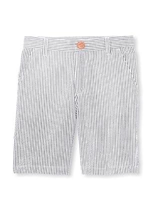 Tom and Drew Boy's Seersucker Shorts (Salty Dog Stripe)