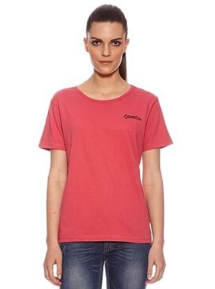 Columbia Camiseta Greenfield (Rojo)