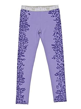 Diesel Kid Leggings Pofty (Violett)