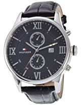 Tommy Hilfiger Analog Black Dial Men's Watch - TH1710290J