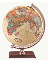 Replogle Globes Forester Globe, Antique Ocean, 9-Inch Diameter