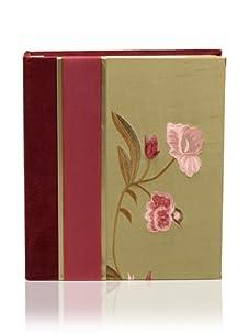 Molly West Garnet Bud- Photo Album, Garnet