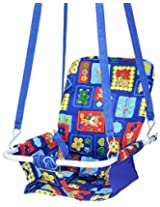 Mothertouch Blue 2-in-1 Swing