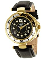 Helix Stinger Analog Black Dial Women's Watch - 05HL02