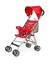 LuvLap Sunshine Baby Buggy (Red)
