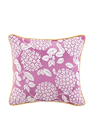 Jennifer Paganelli Cipriana Pillow, Pink