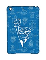 Dex Blue Print - Pro Case for iPad Air