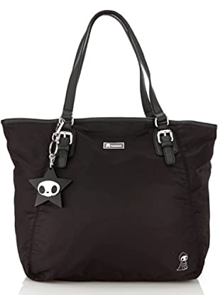 Tokidoki Shopping Bag Maverick schwarz