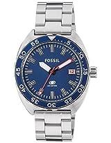 Fossil End of Season Breaker Sport Analog Blue Dial Men's Watch - FS5048I