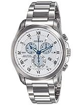 Citizen Analog White Dial Men's Watch - BL5540-53A