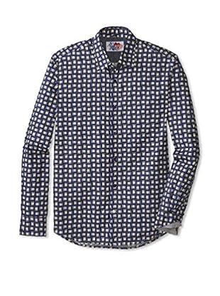 Desigual Men's Patterned Shirt
